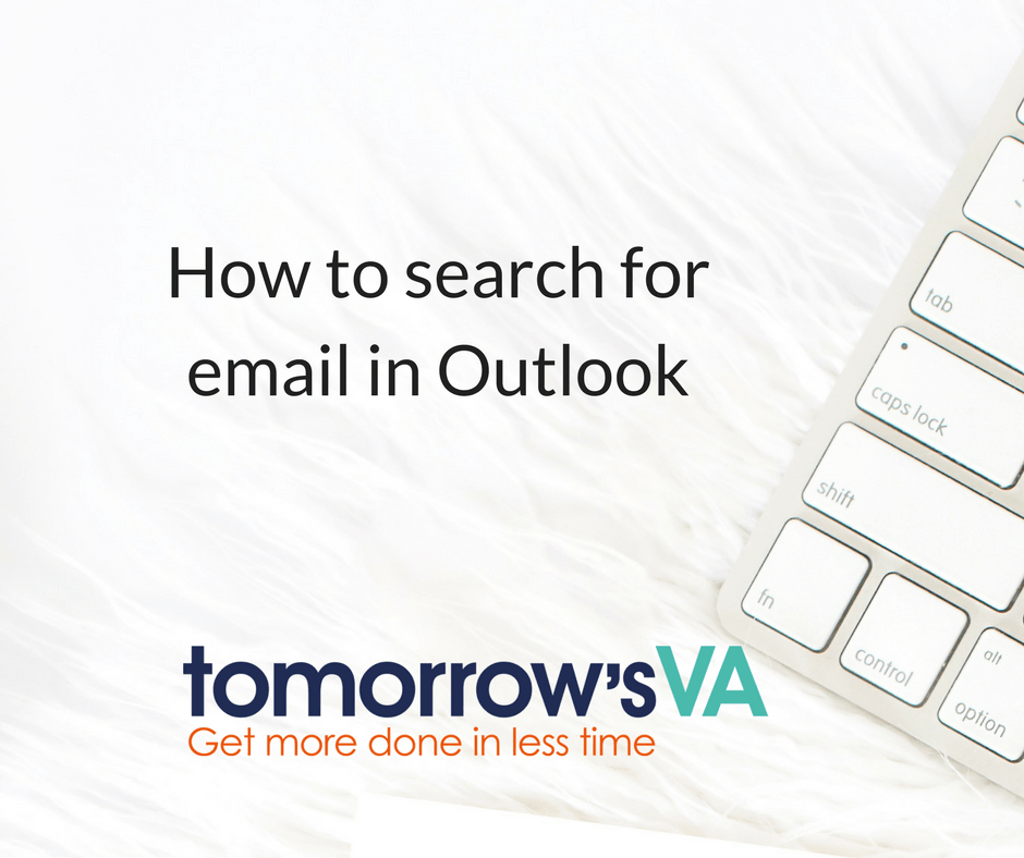 search for email