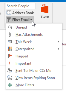 search filter icon