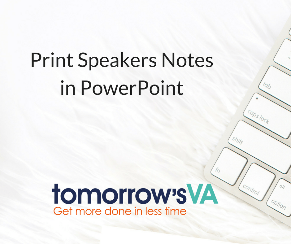 speakers notes