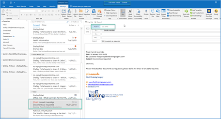 Delegate Access in Outlook  - Manage someone else's calendar