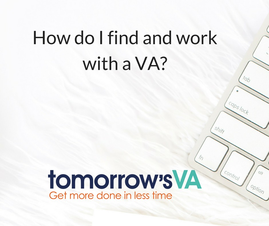 How do I find and work with a va