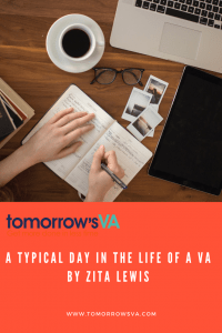 A Typical Day in the Life of a VA