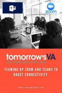 Teaming up zoom and Teams