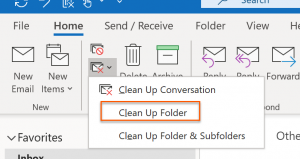Cleanup Folder