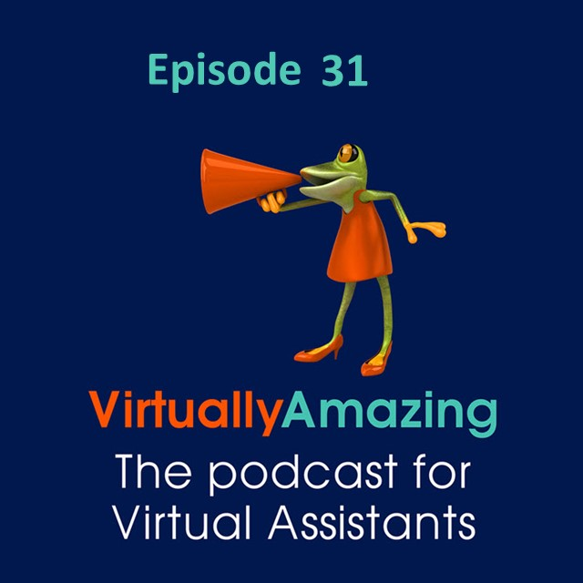 Episode 31 Virtually Amazing the Podcast with Andrew Jancey