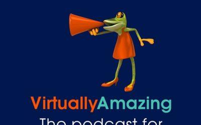 Episode 32 Virtually Amazing with Samantha Trim