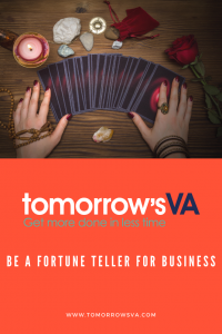 Be a Fortune Teller for Business