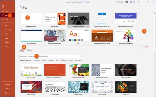 PowerPoint presentations – where do I start?