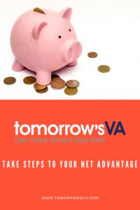 Take Steps to your Net Advantage